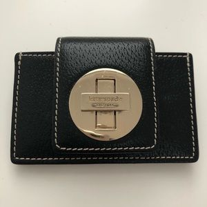 Kate Spade Card Holder with buckle